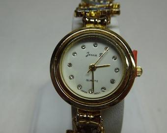"Ladies Quartz Wrist Watch by ""Jennie B. "" Butterflies!"