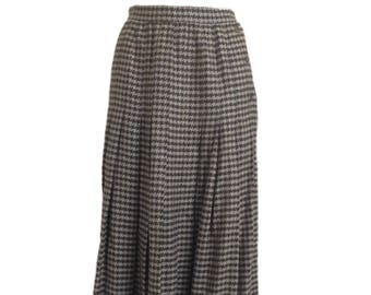 J. Tiktiner Pleated Skirt