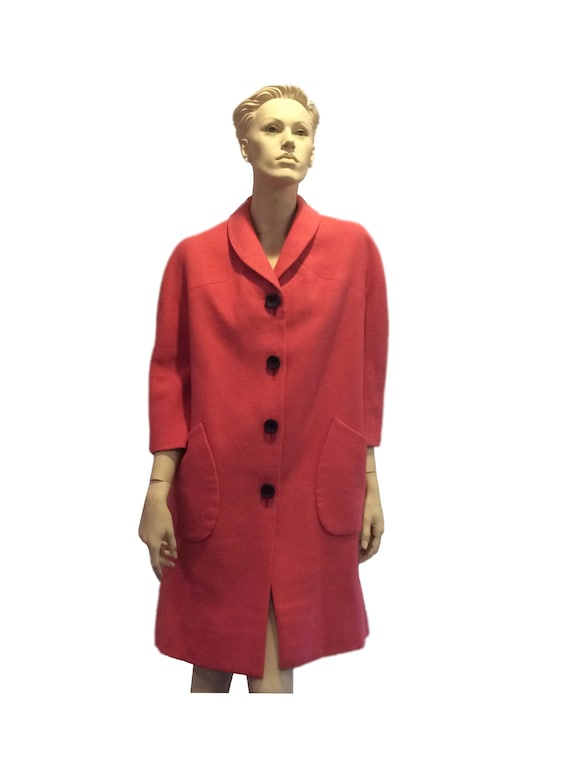Traina-Norell Overcoat