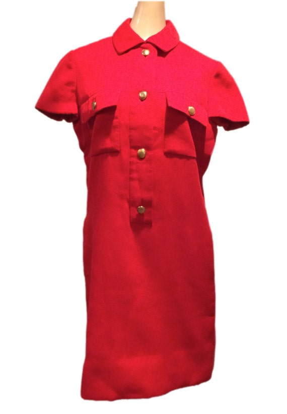 Geoffrey Beene Mod Dress