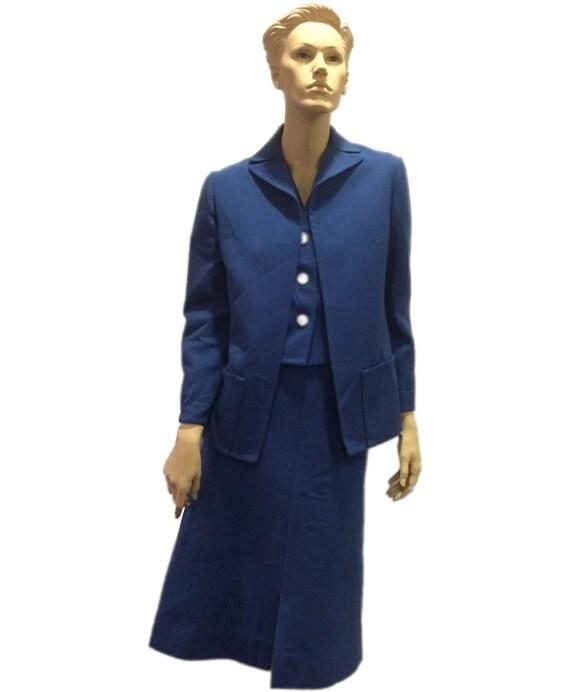 Pauline Trigére Suit