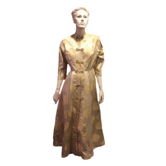 Vintage Silk Cheongsam