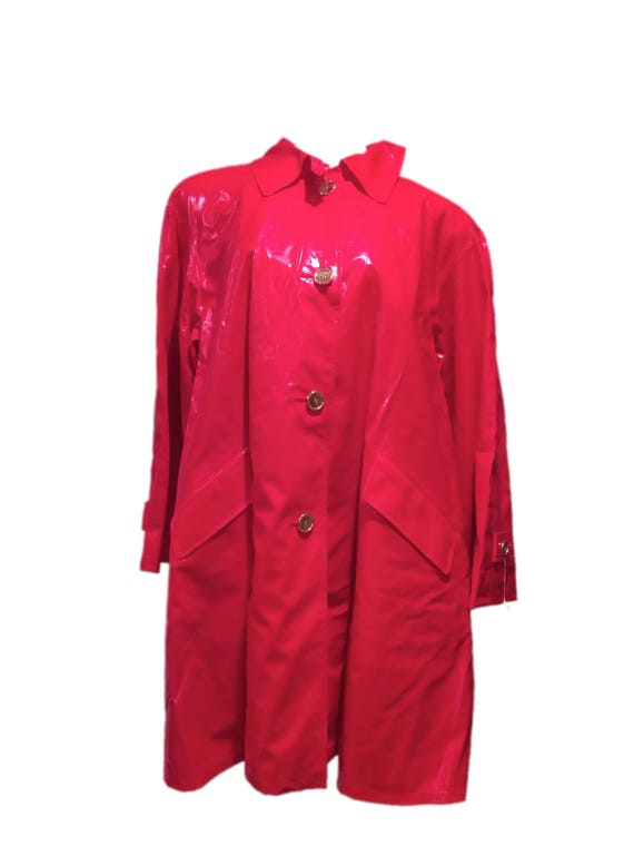 Bill Blass Raincoat