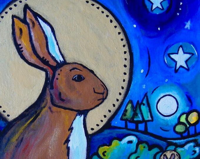 Rabbit, Woodland Creatures Series
