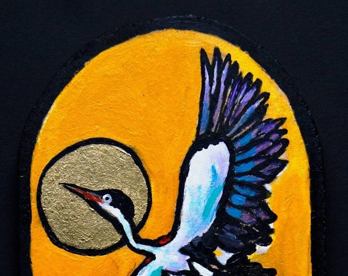 Heron, Too: Woodland Creatures Series