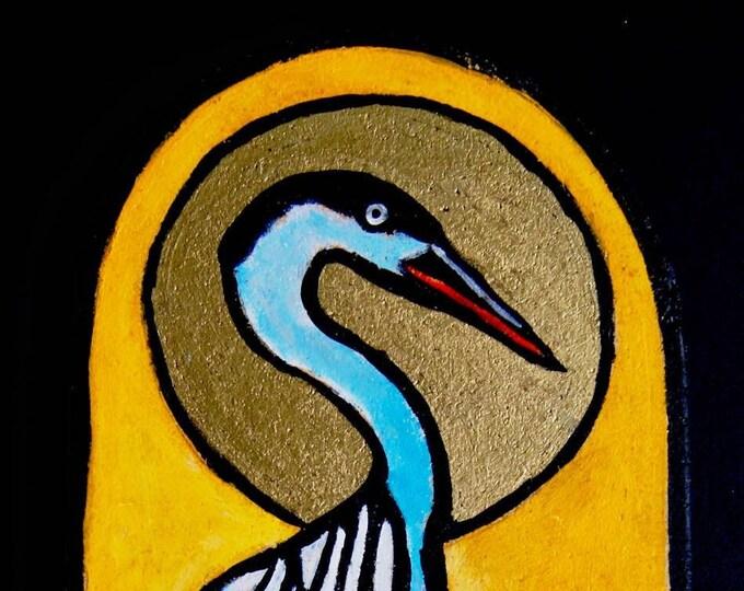 Heron: Woodland Creatures Series