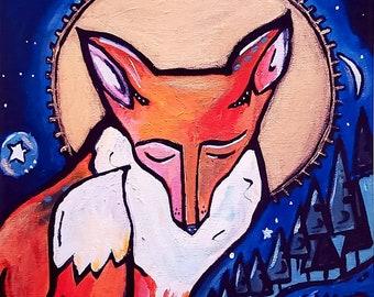 Fox, Woodland Creatures Series