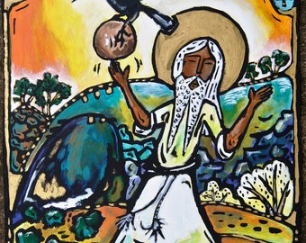 Abba Anthony, Dancing Monk Series