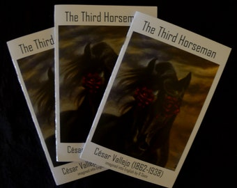 The Third Horseman, poetry chapbook by Cesar Vallejo
