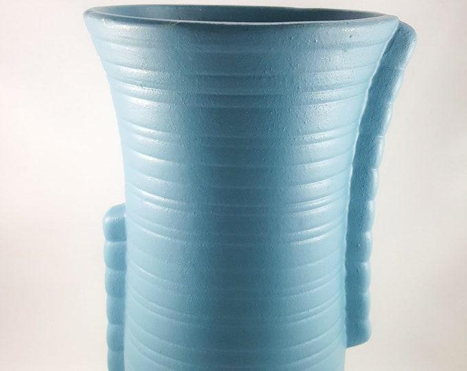 Blue Deco BRENTLEIGH Pottery Vase