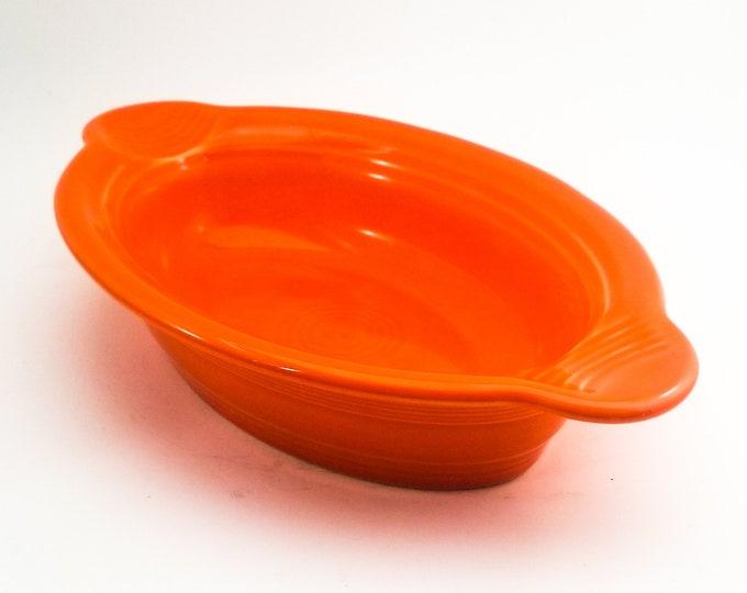 Original Fiesta Orange Relish, Pickle, Condiments Tray