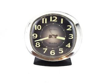 Classic Old School Westclox Alarm Clock