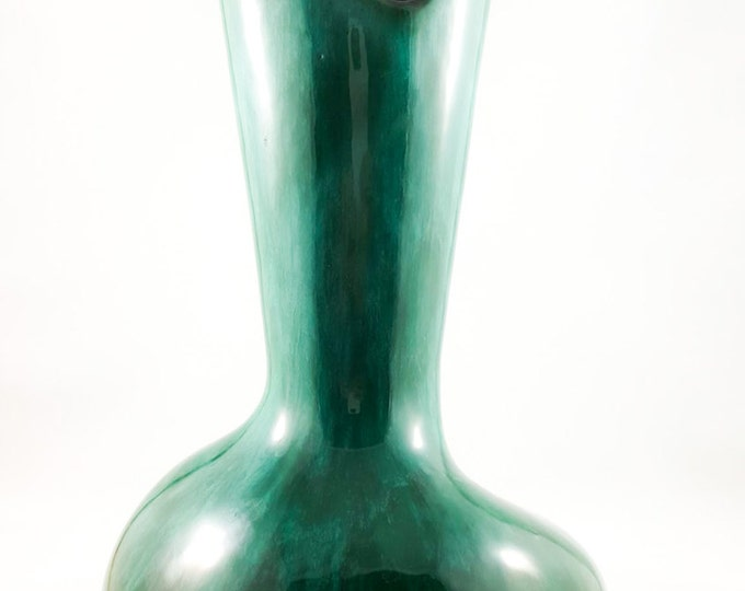 Classic Blue Mountain Pottery Vase