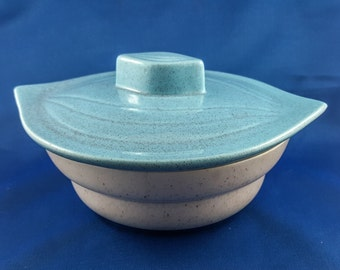 Mid Century Covered Vegetable Dish
