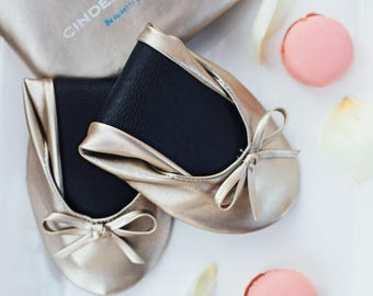 Cinderollies wedding favor,wedding favors,bulk wedding favor,ballet slippers for wedding guests,bridesmaid gift,wedding flats,foldable flats