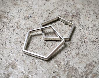 PENTA Ring / Pentagon / Polygon Collection / Geometric Jewelry