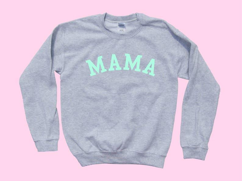 09f29f42af9 MAMA - Crewneck Sweatshirt