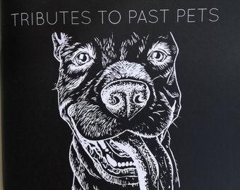 Tributes to Past Pets - Artbook/zine