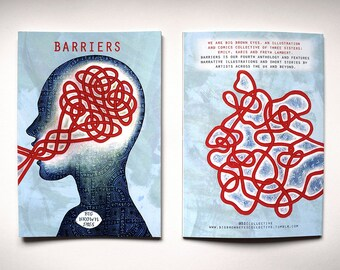 Barriers - Comic Anthology