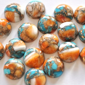 For Making Unisex Jewelry Oyster Turquoise Marquise Shape 31x11x3 Size Handmade Cabochon Oyster Turquoise Mohave 9 Ct Loose Gemstone