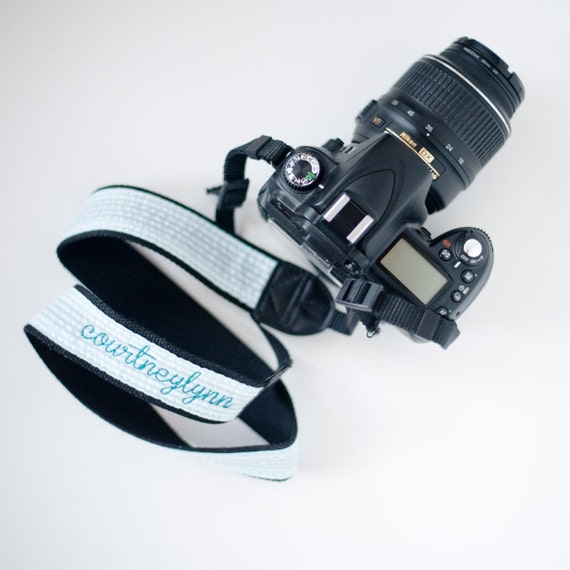 Women personalized strap for dslr camera
