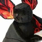 Flame Bat - Minky