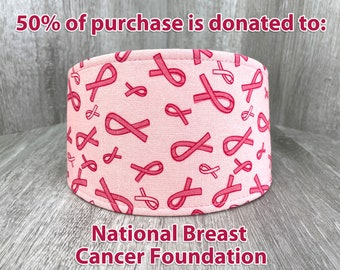 FUNDRAISER Breast Cancer Awareness - SHIPS TOMORROW - Male Dog Belly band - Washable and Reusable - XSmall to XLarge Sizes - In Stock
