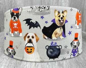 SHIPS TOMORROW  - Male Dog Belly band - dog diaper - Washable and Reusable - XSmall to XLarge Sizes - Halloween Dog Costumes - In Stock