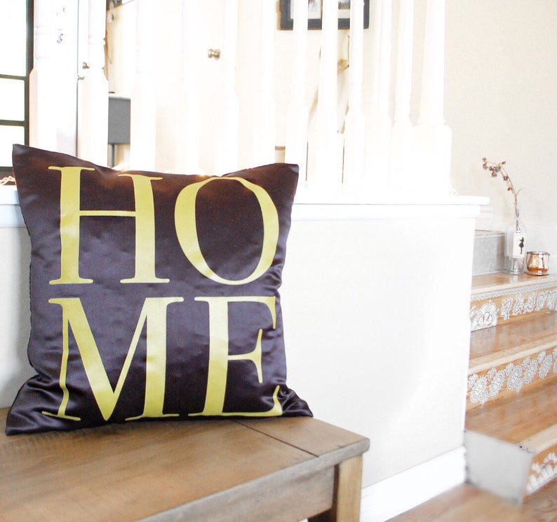 Home  Decorative Pillow Case Throw Cushion Cover Pillow image 0