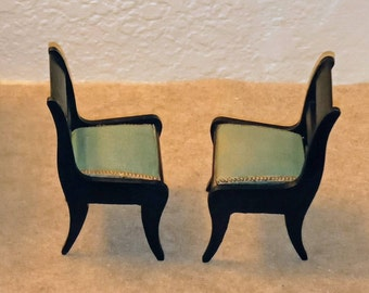 vintage doll furniture republican of chinah wooden