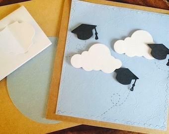 Handmade Graduation Card