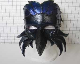 Raven or Crow Mask