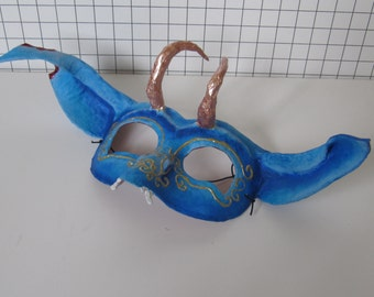 Blue Goblin Mask