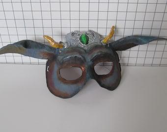 Grey Goblin Mask