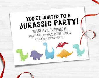 Pun Birthday Invite Etsy