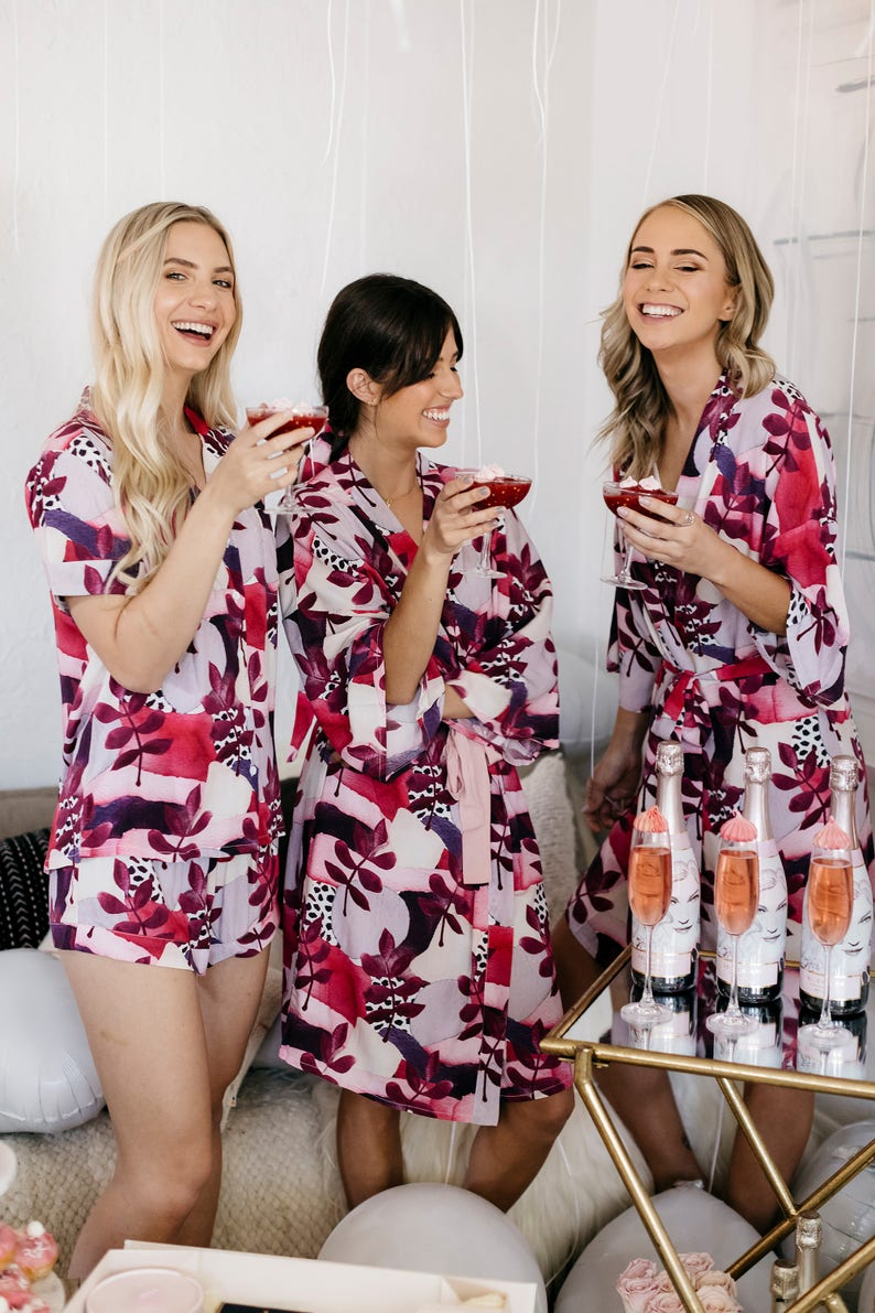 Bachelorette Party Matching Pajamas Pajama Set Girls  c3c338e85