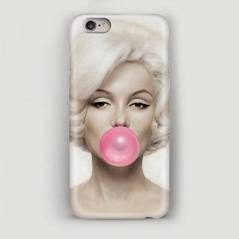 Cover Marylin Monroe per iPhone 5/5S 2 proteggi schermo