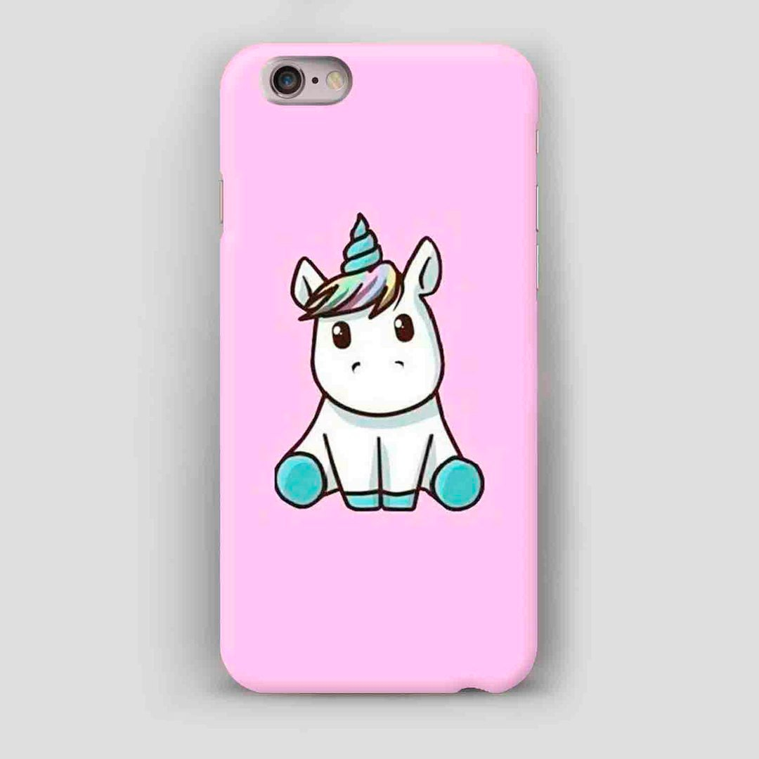 finest selection d712d 264a6 Unicorn iPhone 7 Case, Pink iPhone 6 Case, iPhone 7 Plus Case, iPhone 6  Plus Case Cute, iPhone 5s Case, Unicorn iPhone Case, Girl Phone Case