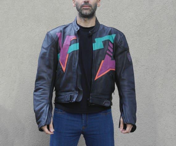 Vintage motorcycle jacket / Real motorcycle  jacke