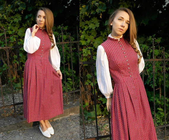 Trachten Dress /  Dirndl Dress / Kruger Dirndl  tr