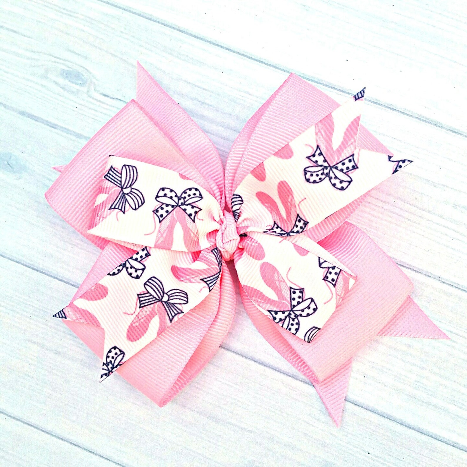 ballerina hair bow, ballet hair clip, dance bow, ballet slippers bow, ballet hair bow, 4