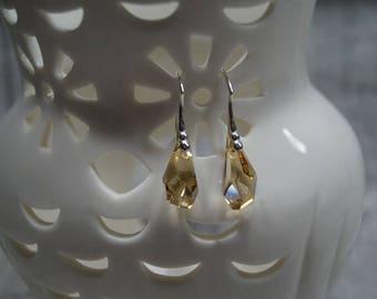 Earrings with SWAROVSKI ELEMENTS