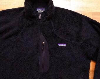Patagonia Fleece Jacket size L men's lightweight sweater outdoor