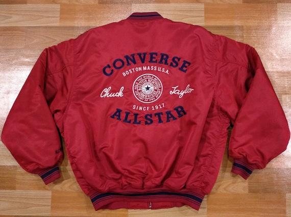 converse all star jacket