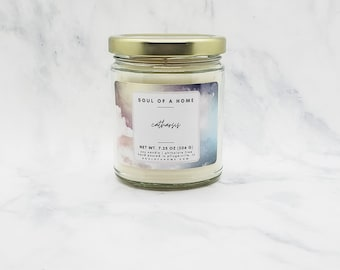 7.25 Oz Catharsis Soy Wax Candle