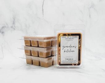 3 Oz Grandma's Kitchen Soy Wax Melts