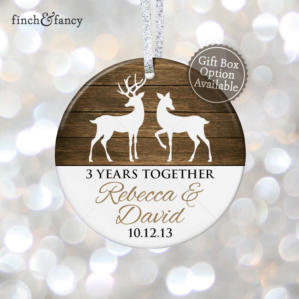 Wedding Gifts For Spouse: Wedding Ornament Husband Gift For Husband Christmas Gift
