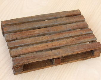 Pallet wood scale 1:6