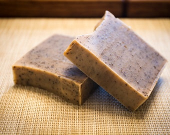 Coffee Addict Handmade Cold Process Soap Bar