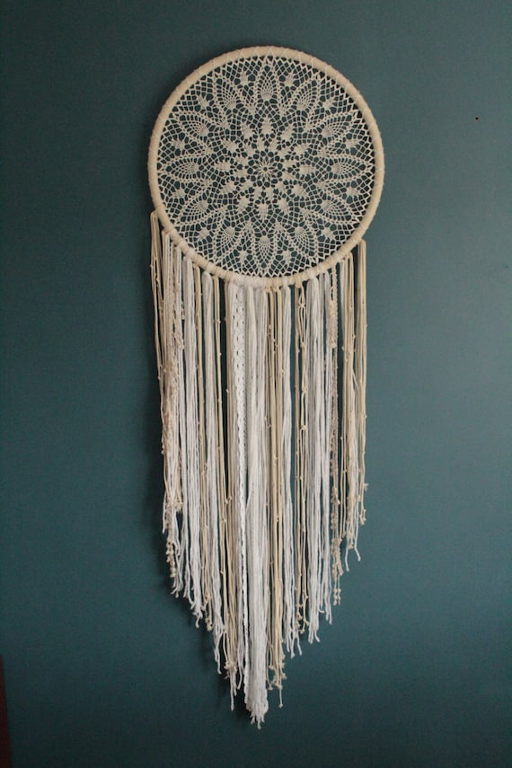 image 0 Dream catcher wall hanging large
